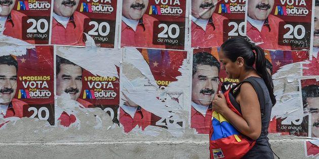 Les Vénézuéliens votent pour élire leur président, en pleine