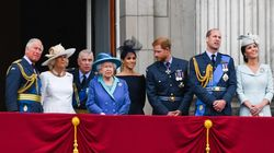 Meghan Markle et Kate Middleton ne sont pas les seules roturières à avoir épousé un