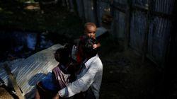 Au moins 6700 Rohingyas dont 730 enfants ont été tués en un