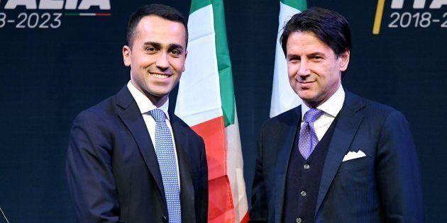 Giuseppe Conte proposé par les populistes italien pour diriger le
