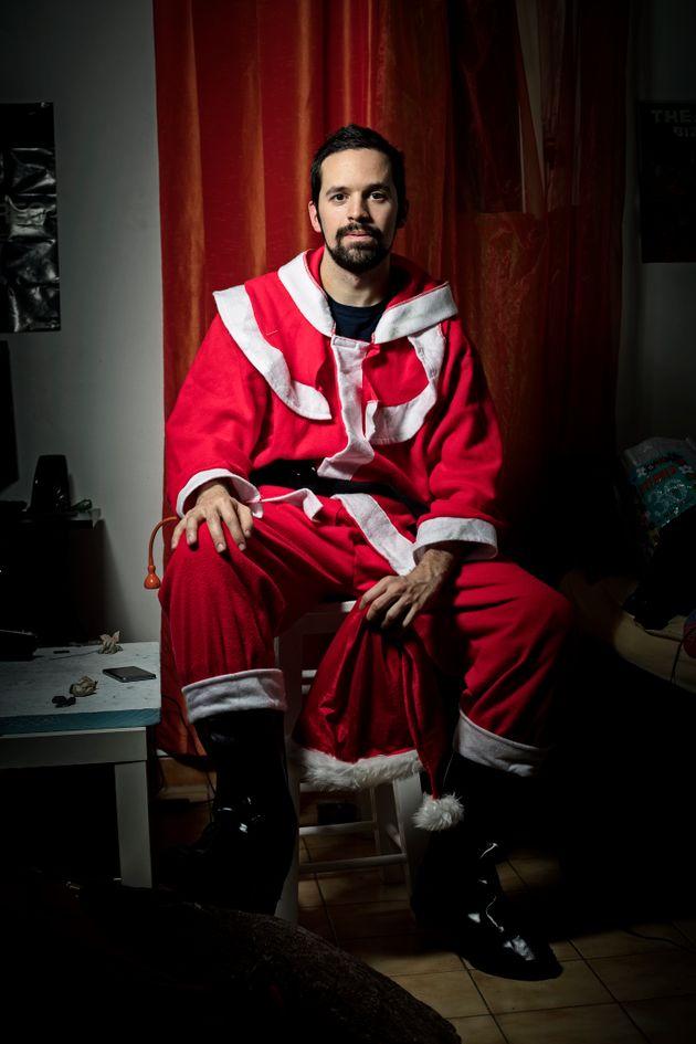 J'ai rencontré le Père Noël, il fait ça