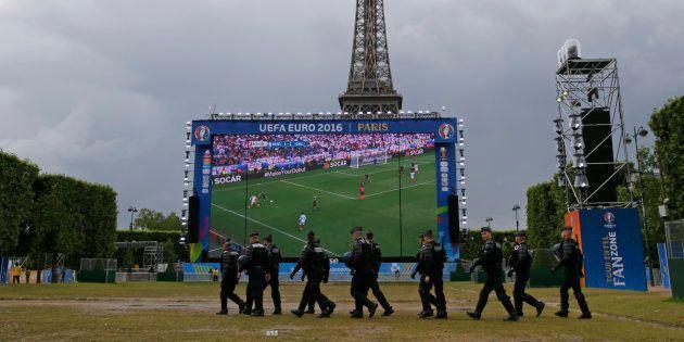 Grégoire Moutaux, accusé de préparer des attentats pendant l'Euro-2016, condamné à six ans de