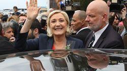 Le Pen se réjouit