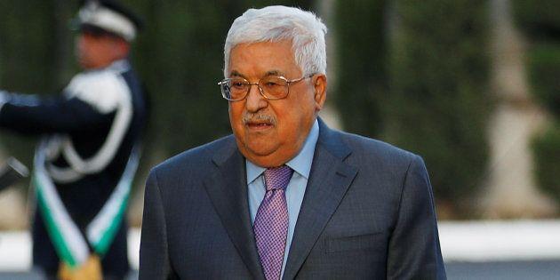 L'état de santé du président palestinien Mahmoud Abbas, hospitalisé pour une pneumonie,