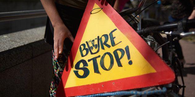 Le site de Bure, où est étudiée la possibilité d'enfouir des déchets nucléaires à plusieurs centaines...