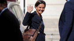 Najat Vallaud-Belkacem fait un premier pas vers une candidature pour diriger le