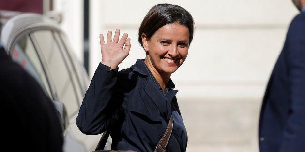 Najat Vallaud-Belkacem fait un premier pas vers une candidature au