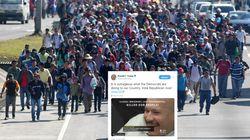 Trump fait polémique avec ce clip en assimilant les migrants à des