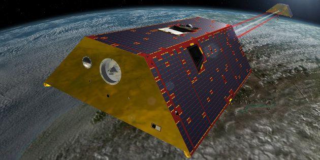 Comment ces deux satellites