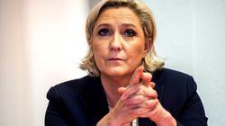 Marine Le Pen cite Sacha Guitry pour s'en prendre à Laurent