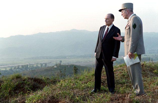 Le président François Mitterrand fut le premier (et jusqu'ici unique) dirigeant français à se rendre...