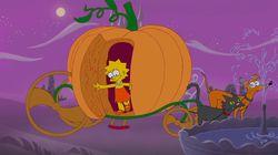 Un générique des Simpson (Fox) façon Disney, ça existe