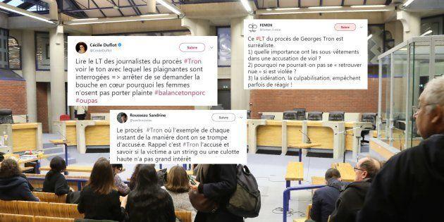 Procès Georges Tron: le traitement réservé aux accusatrices scandalise les