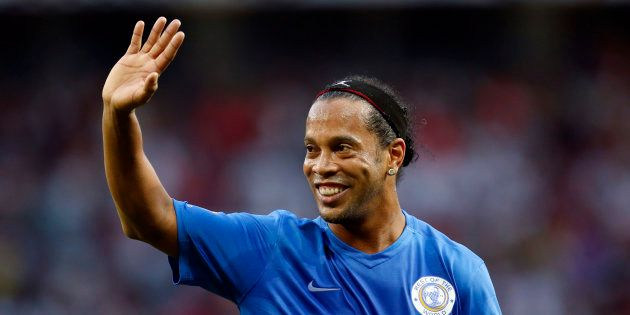 Ronaldinho en