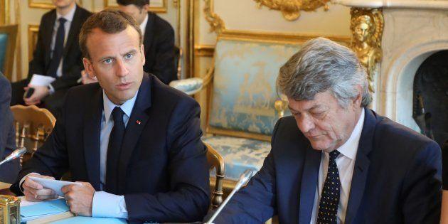 Plan Banlieues: contrairement à l'opposition, Borloo ne trouve pas du tout que Macron