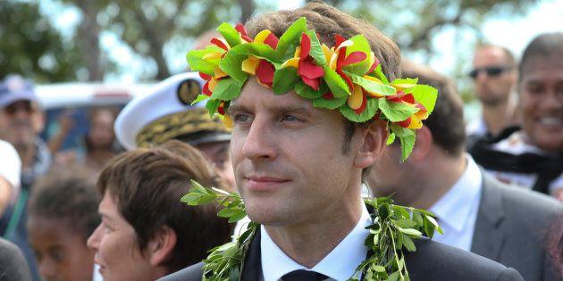 Lors de son passage en Nouvelle-Calédonie, Emmanuel Macron s'est engagé à ne pas prendre parti dans le...