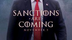 Trump avertit l'Iran façon
