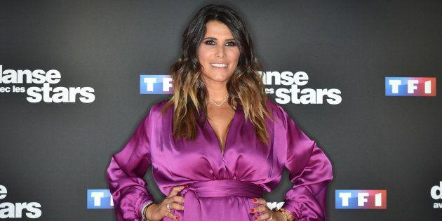 Karine Ferri lors du lancement de la nouvelle saison