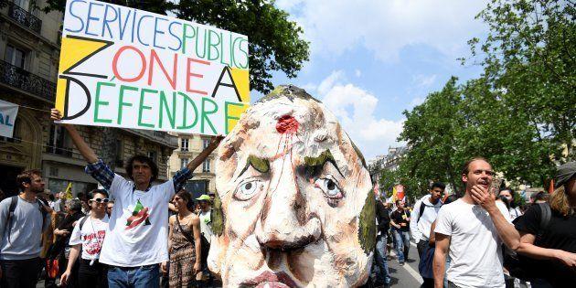 Grève du 22 mai: 16.400 personnes manifestent à