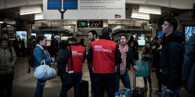 Grève SNCF: les prévisions de trafic du mercredi 23 mai pour les TGV, TER et