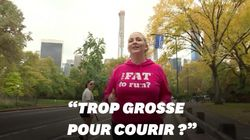 Elle court le marathon de New York pour lutter contre la grossophobie dans le