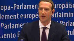 Comme devant les parlementaires américains, Zuckerberg a présenté ses excuses aux