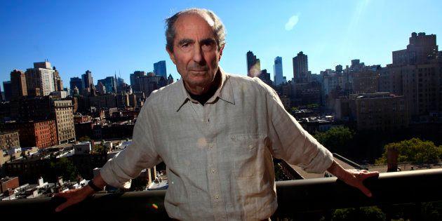Philip Roth, ici à New York, le 15 septembre 2010, est mort à l'âge de 85
