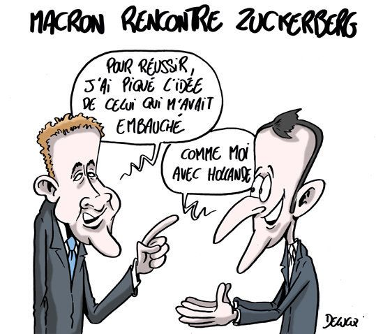 Le point commun entre Mark Zuckerberg et Emmanuel