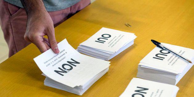 Même si le non a gagné, il pourrait y avoir d'autres référendums en Nouvelle-Calédonie (Photo d'illustration...