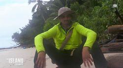 Sur son île déserte, Brahim Zaibat a un message pour