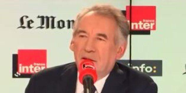 François Bayrou invité