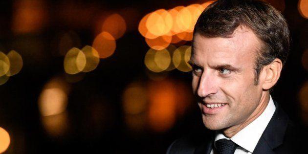 Le périple de Macron (ici en République Tchèque fin octobre) pour les commémorations de la Grande Guerre...