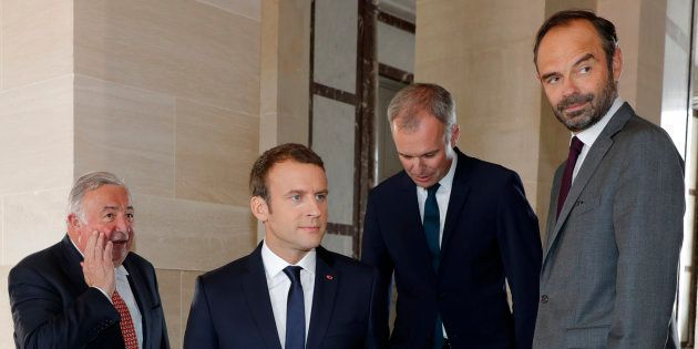 Réforme des institutions: Emmanuel Macron bétonne son dispositif avant d'entrer dans le