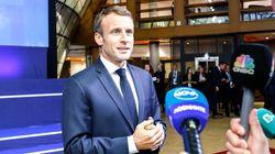 Macron assure qu'il croit en