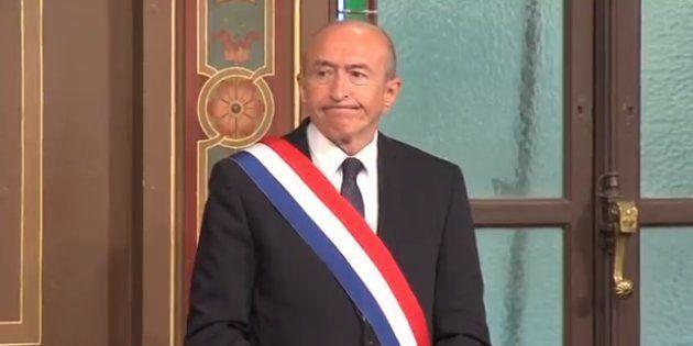Gérard Collomb est redevenu maire de Lyon ce lundi
