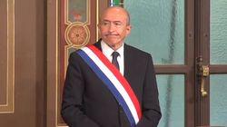 Gérard Collomb à nouveau maire de