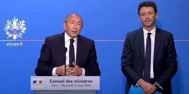 Gérard Collomb a annoncé que pour les législatives 2022, les citoyens auront deux enveloppes et deux...