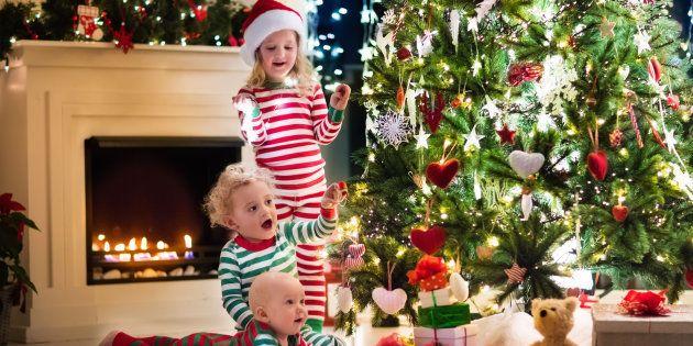 Pourquoi la famille à Noël nous donne toujours des conseils sur nos enfants.