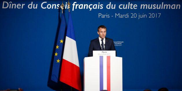 Depuis son élection, Emmanuel Macron a cherché à garantir les droits des religions tout en cherchant...