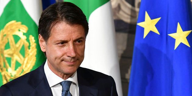 Giuseppe Conte désigné chef du gouvernement