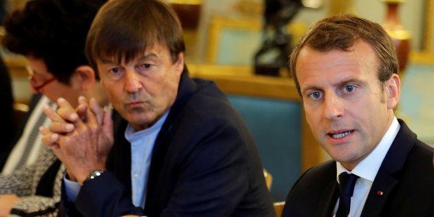 Pour Emmanuel Macron, Nicolas