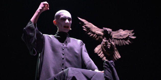 Entre les murs du Grand Rex, Voldemort a été acquitté ce lundi 5