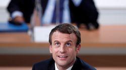 La popularité de Macron connaît un rebond inédit hors
