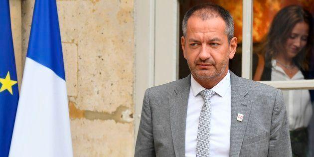 Pascal Pavageau a démissionné après des révélations sur l'existence d'un fichage interne des membres...