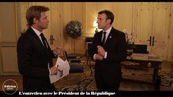 Macron au 20h de France 2 ce dimanche pour surfer sur sa popularité
