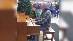 Ce pianiste a ému tout le monde aux larmes avec son récital