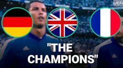 On vous a fait le karaoke de l'hymne de la Ligue des Champions (et il y a du