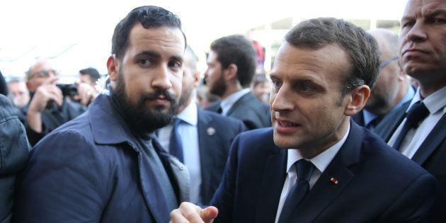 Dans une interview à Europe 1, Emmanuel Macron est revenu pour la première fois en public sur l'affaire