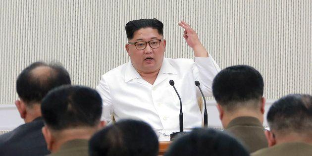 La Corée du Nord a démantelé son site d'essais nucléaires : Kim Jong Un le 18