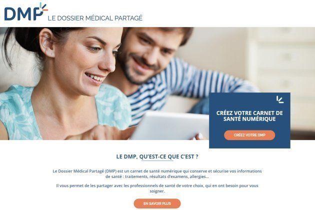 Le DMP (dossier médical partagé ou carnet de santé numérique) est disponible pour tous, mais comment